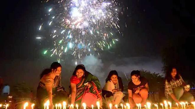 fireworks inmarathi