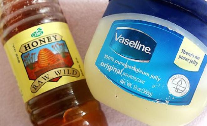 honey & vaseline inmarathi