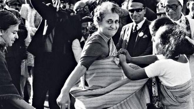 indira gandhi inmarathi