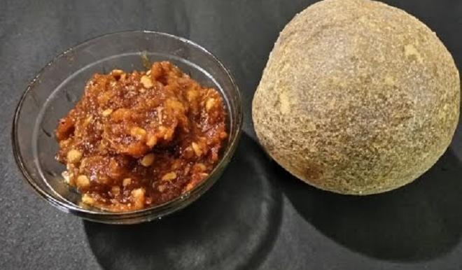kavath chutney inmarathi