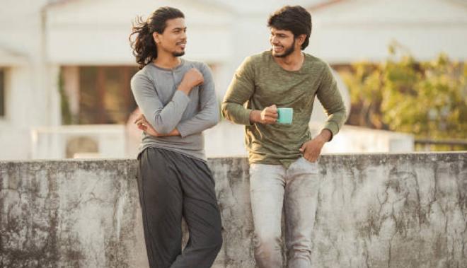 people chatting inmarathi