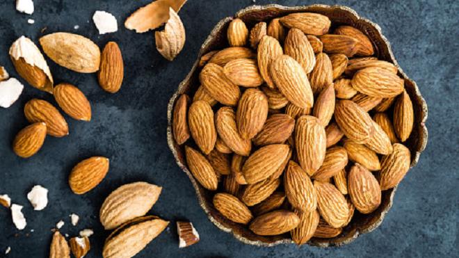 almond inmarathi