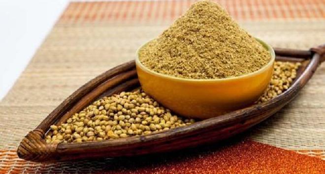 coriender powder inmarathi