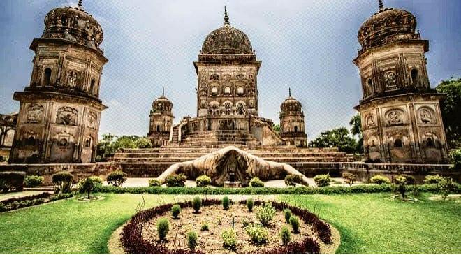frog temple inmarathi