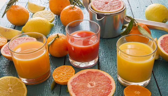 juices inmarathi