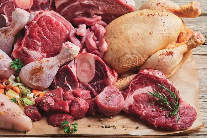 meat inmarathi