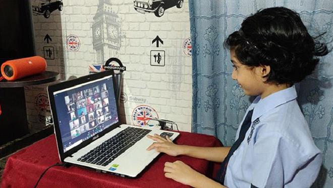 online school inmarathi