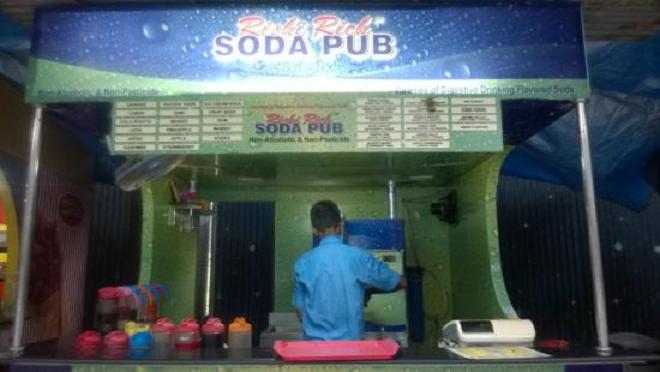 soda pub inmarathi