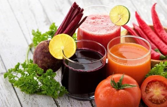 vegetable juice inmarathi