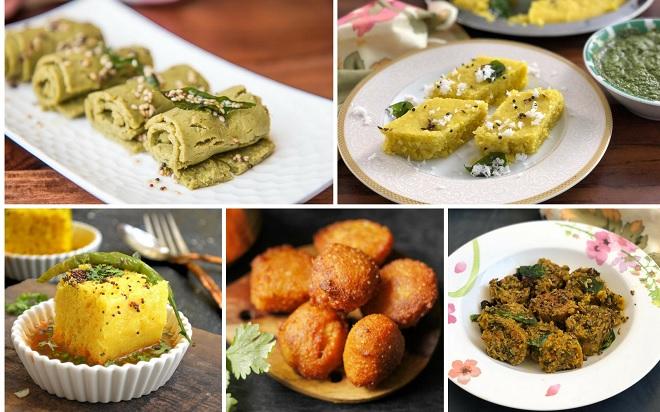gujarati snacks inmarathi