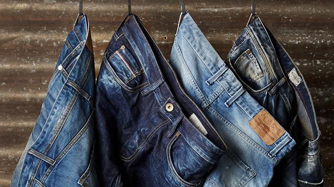 jeans in wardrobe inmarathi