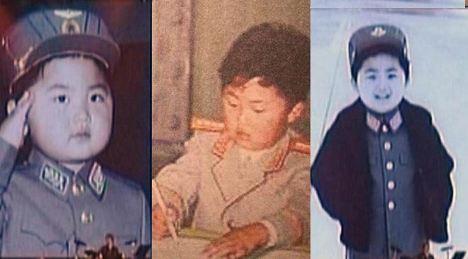 kim-jong-un-child InMarathi