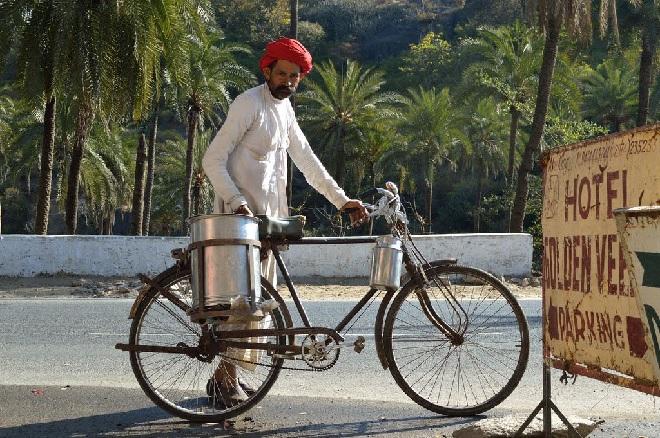 milk man inmarathi