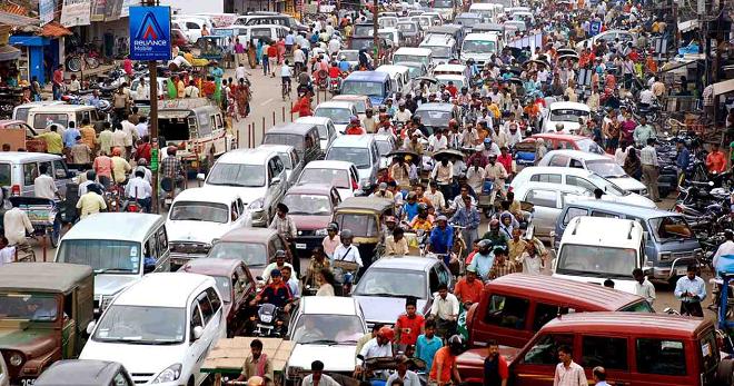 mumbai traffic inmarathi