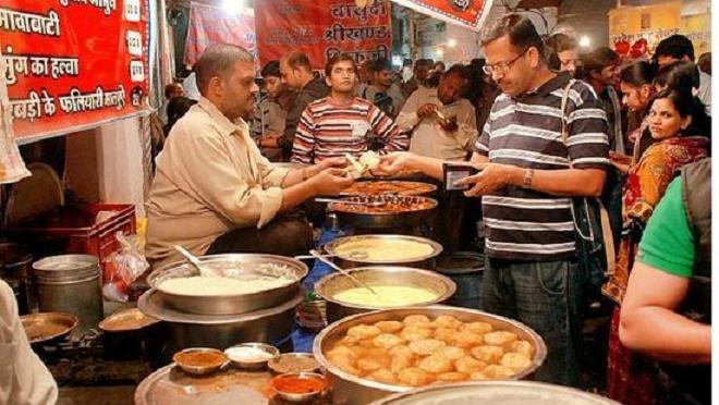 sarafa bazaar inmarathi