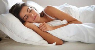 वाचा, फक्त काही सेकंदात शांत झोपी जाण्याचा उत्तम उपाय!