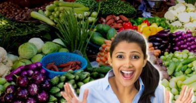 vegetables origin inmarathi