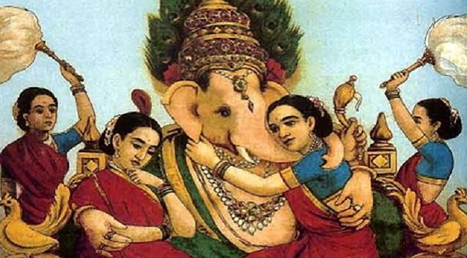 Ganesh and Tulsi IM