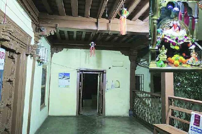 anjur temple inmarathi