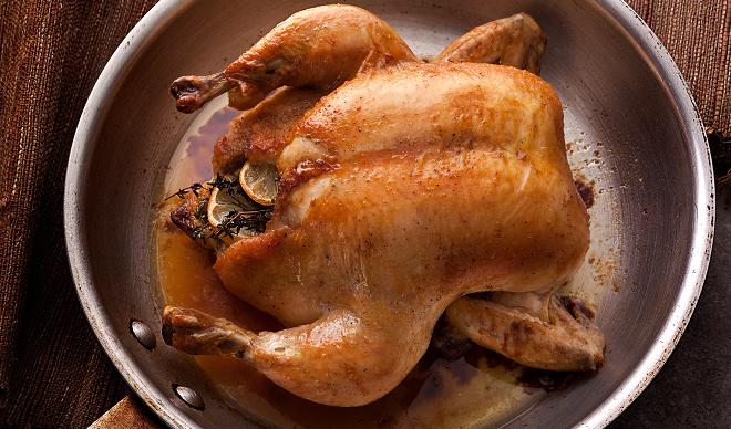 chicken inmarathi
