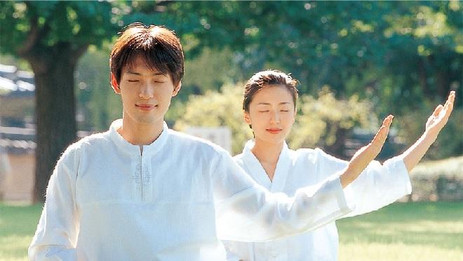 chinese yoga inmarathi