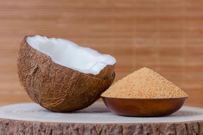 coconut suger inmarathi