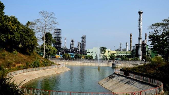 digboi oil refinery inmarathi