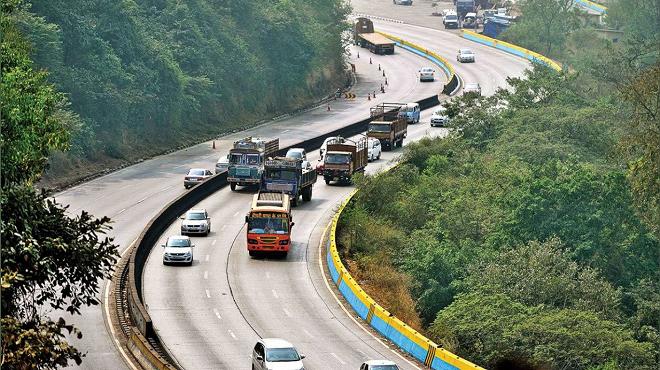 expressway inmarathi