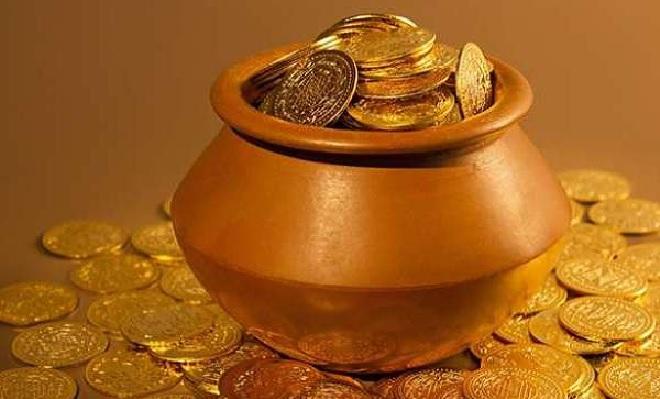 gold coins inmarathi