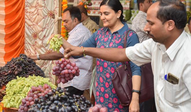 grapes seller inmarathi