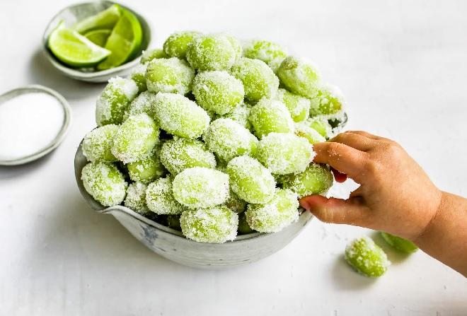 grapes suger inmarathi