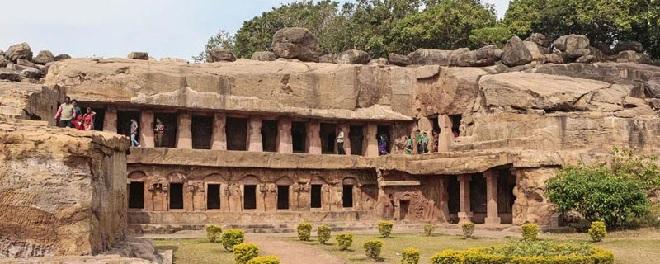 khandgiri caves inmarathi