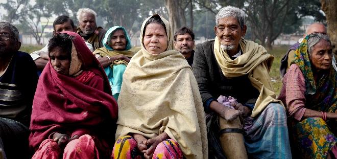 leprosy people in india inmarathi
