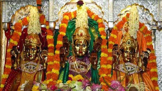 mahalaxmi temple inmarathi