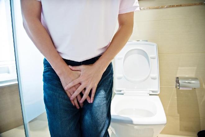 man urine