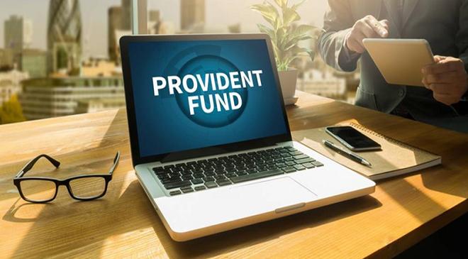provident fund inmarathi