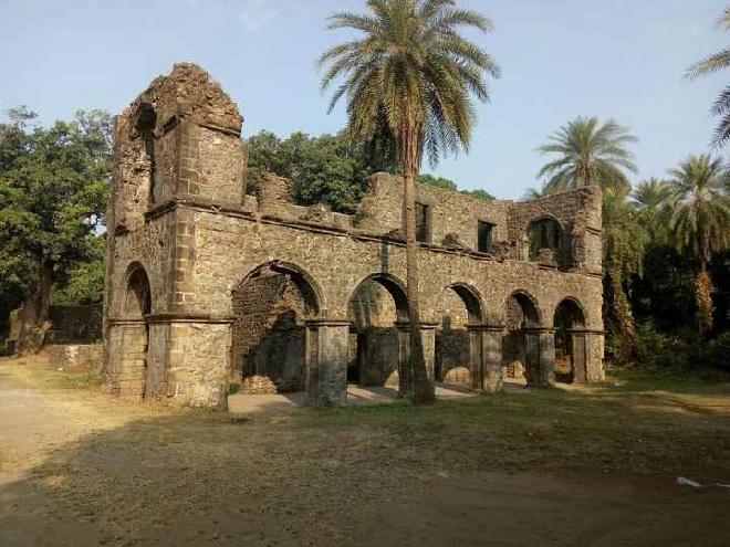 vasai fort inmarathi