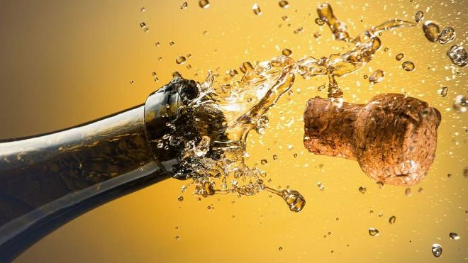 champagne inmarathi