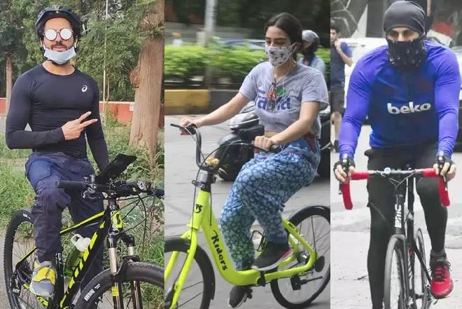 cycling inmarathi