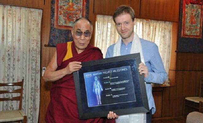 dalai lama inmarathi
