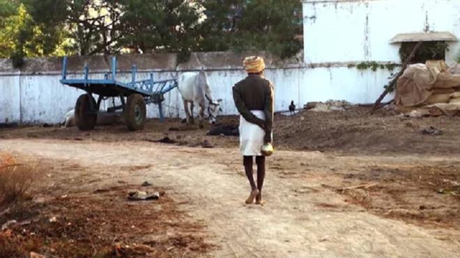 indian villager inmarathi