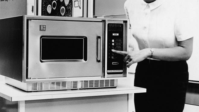 microwave inmarathi
