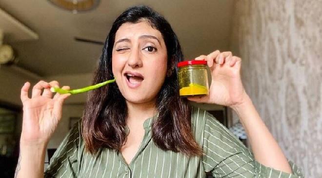 pickle eating inmarathi