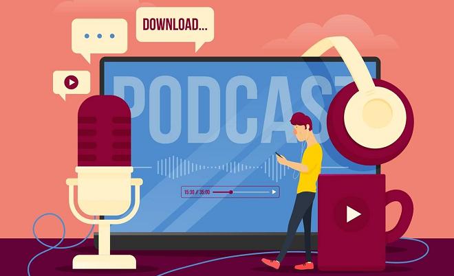 podcast inmarathi
