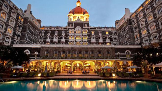 taj mahal palace inmarathi