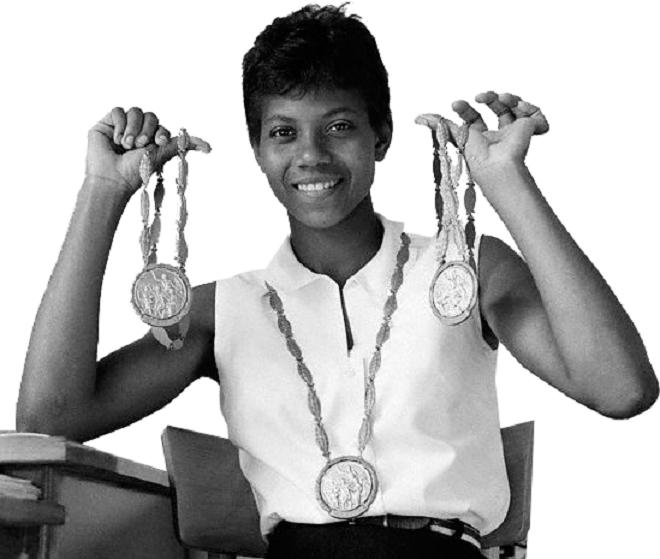 wilma medals inmarathi