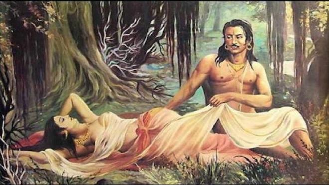 yayati inmarathi