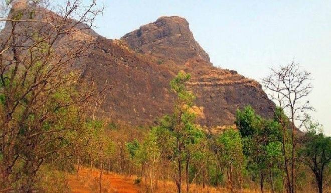 aajoba fort malshej ghat inmarathi