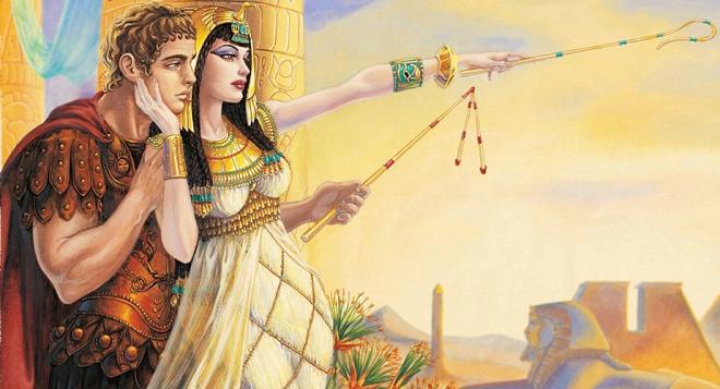antony and cleopatra inmarathi