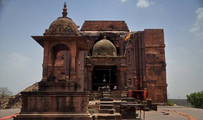 bhojeshwar temple inmarathi